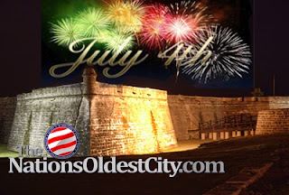 June 28-July 4: St. Augustine EVENTS | StAugustine.com 1 july 4th St. Francis Inn St. Augustine Bed and Breakfast