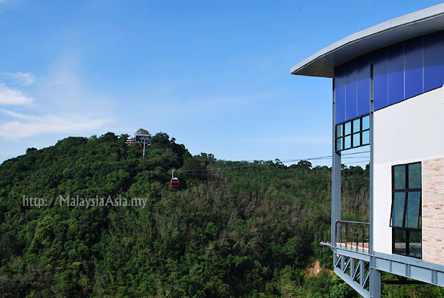 Hat Yai Cable Car Photo