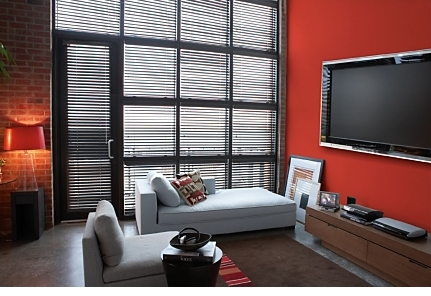 Window Treatments Metal Blinds