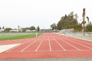 Irving Moskowitz Running Track