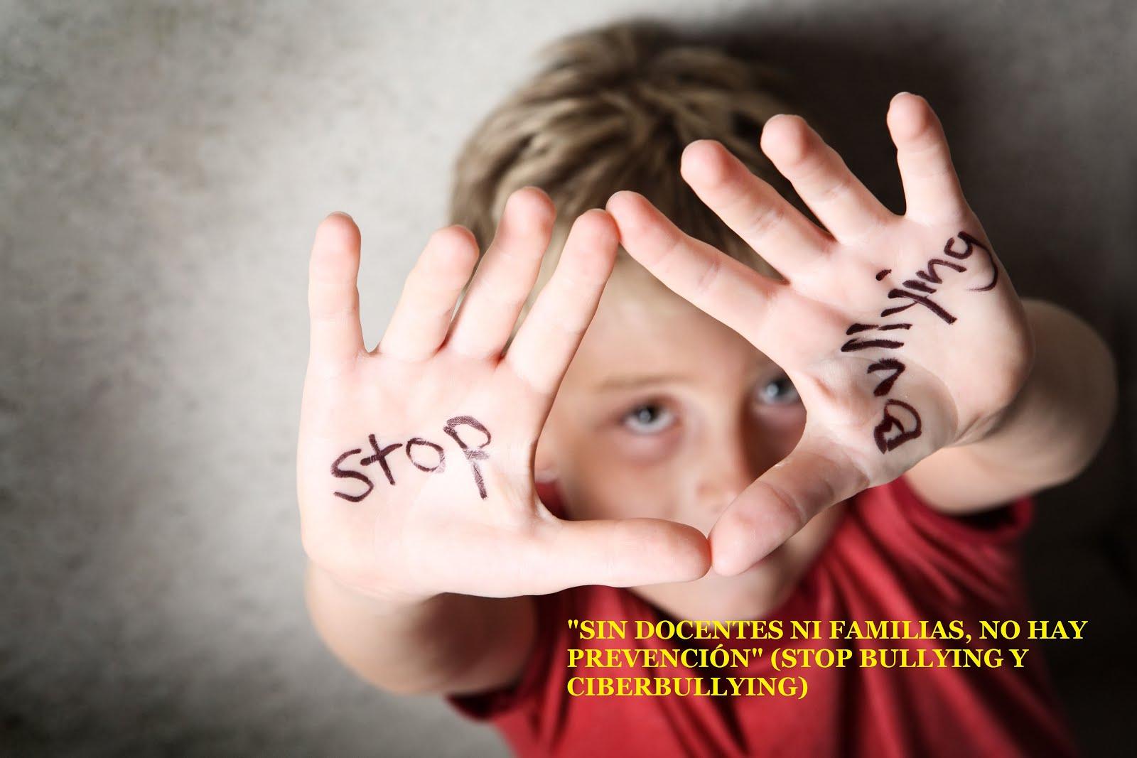 SIN DOCENTES NI FAMILIAS, NO HAY PREVENCIÓN !!