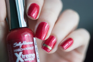 Sally Hansen Ruby Stilettos
