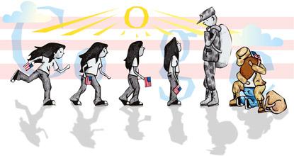 "Doodle 4 Google 2013 - US Winner: ""Coming Home"""