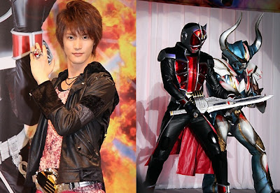 Kamen Rider Wizard Press Conference Video Posted