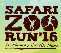 Safari Zoo Run 2016 - Singapore