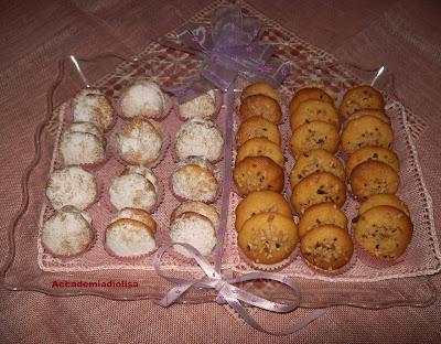 biscotti con pochi grassi:  olio di oliva,miele e kamut