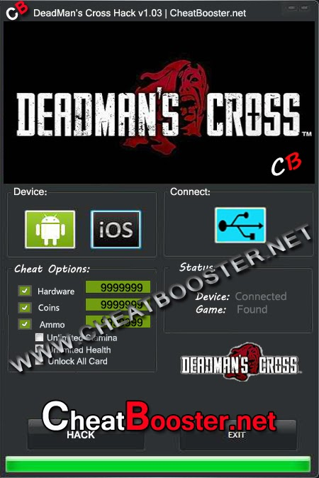 Deadmans Cross Hack