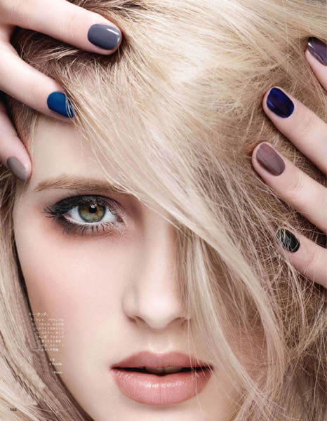 Nail Color Trends 2011 Spring#