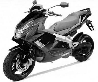 Foto Modifikasi Motor Yamaha