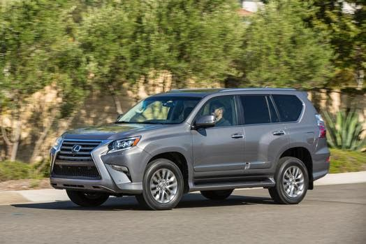 Lexus GX 460 sport-ute is for those who want more