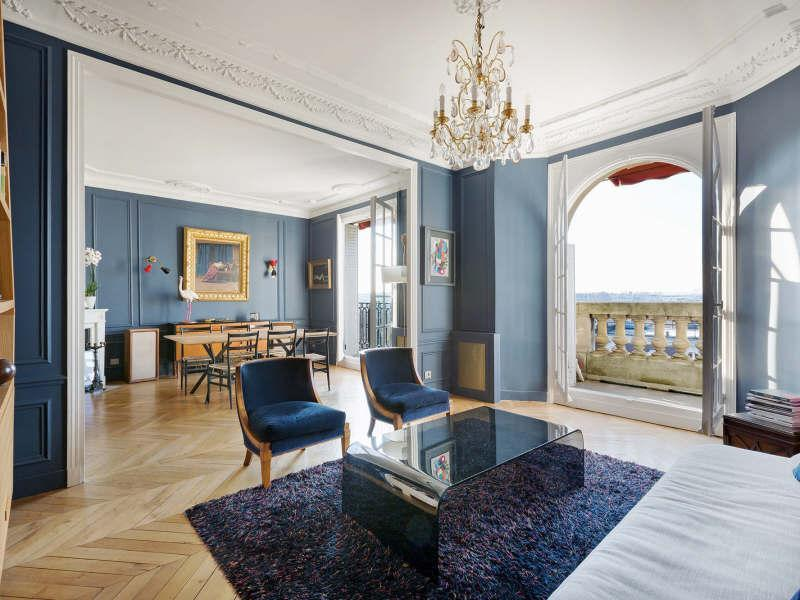 paris living room. Picture of blue chairs in the living room World Architecture  Yes I live next to Eiffel Tower