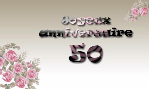 50 ans de mariage texte