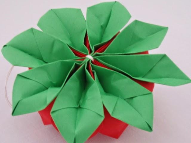 lotus leaf origami