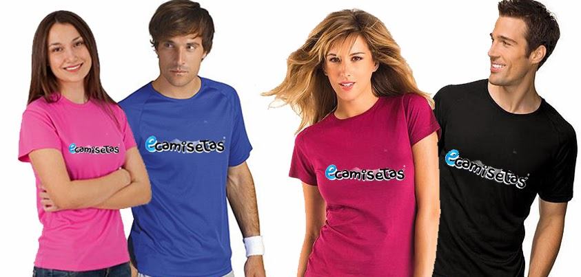 Camisetas de color baratas