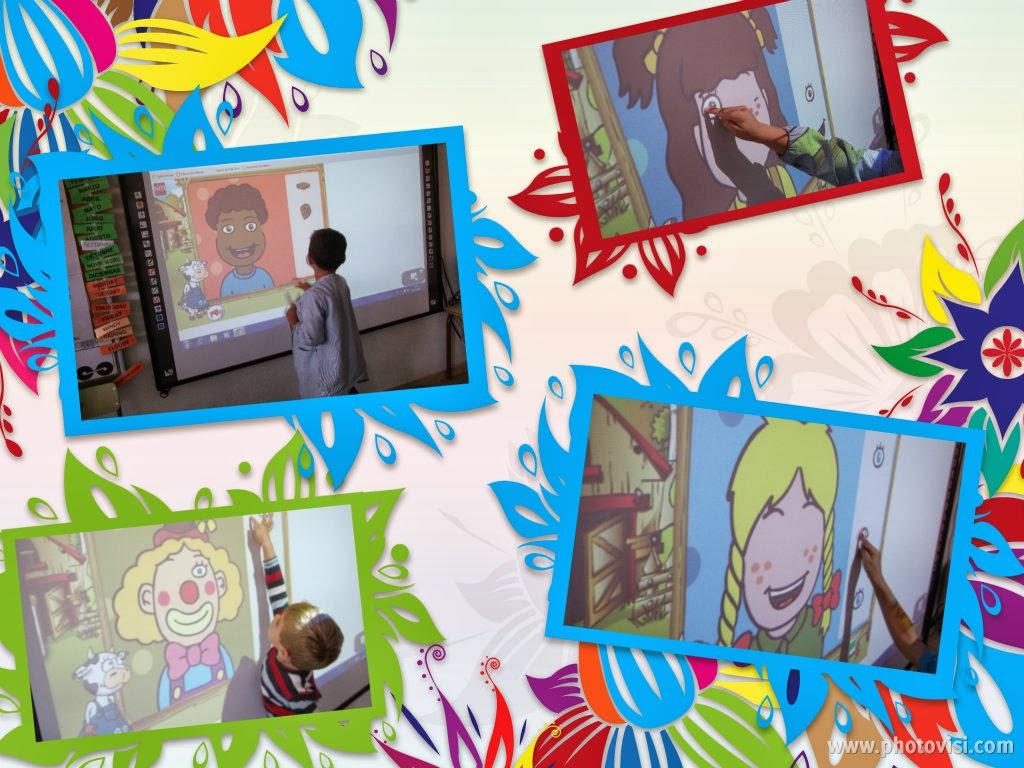 """Además Vedoque permite con su """"Fábrica de caras"""" trabajar diferentes  actividades muy dinámicas, divertidas y fáciles para que nuestros pequeños  aprendan las ..."""