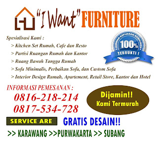 Jasa Kitchenset Murah Di Karawang