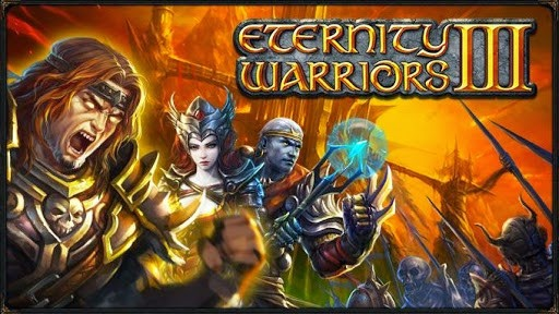 ETERNITY WARRIORS 3 4.1.0 MOD APK