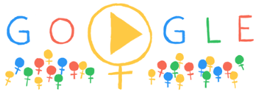 International Women's Day Doodle 2014 Youtube