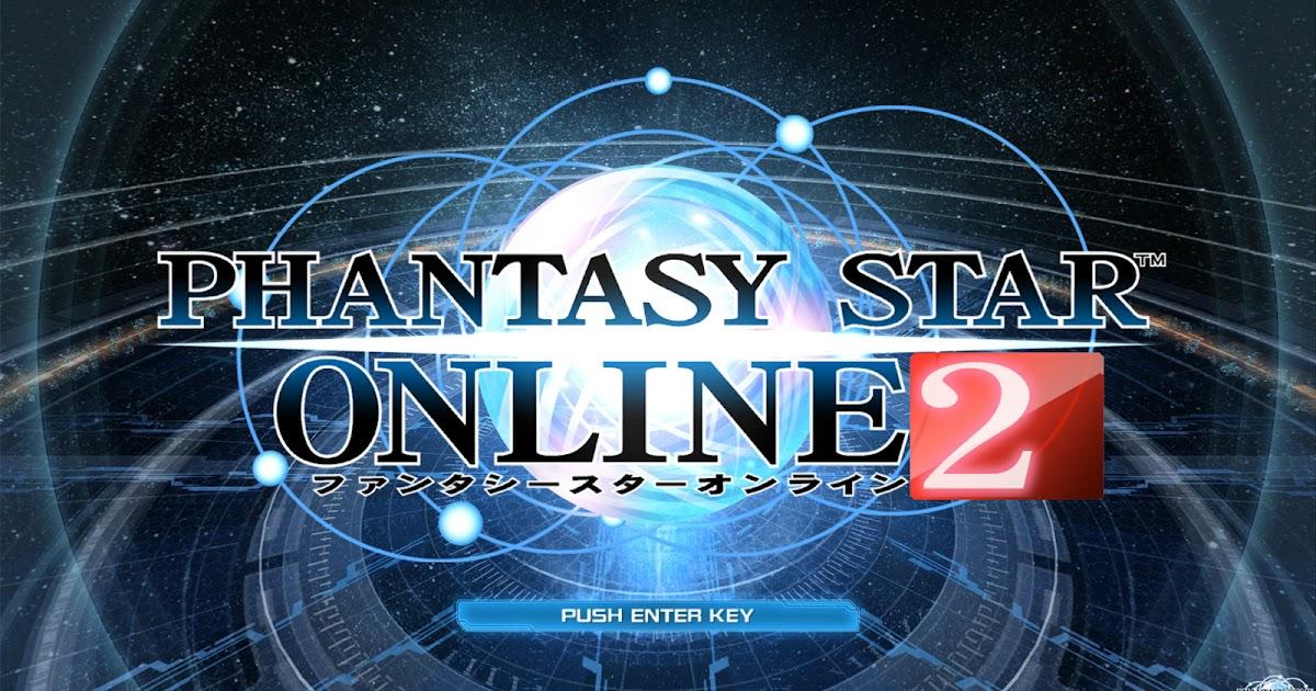 Phantasy star online 2 us release date