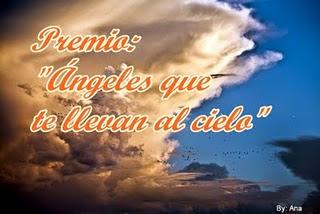 """Premio """"Ángeles que te llevan al Cielo"""""""