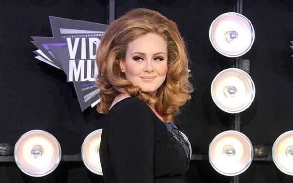 Adele: isso sim que cantora