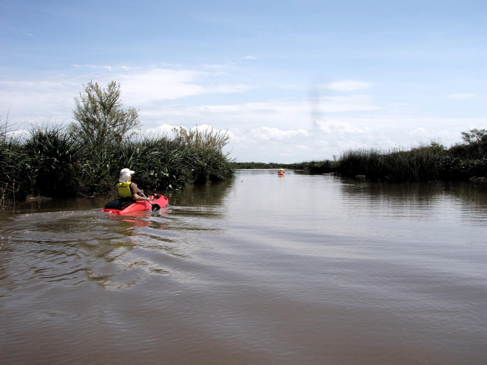Pesca en el Río de la Plata: 06-oct-2012