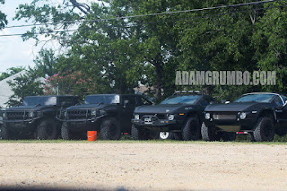 Hummer HX in Transformers 4
