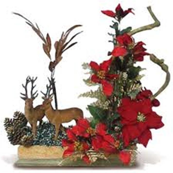 Dise os navide os paty adornos de mesa - Adornos de mesa navidenos ...
