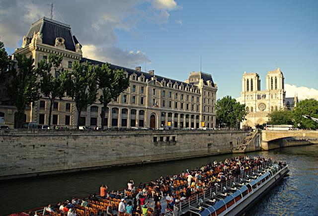 La Seine Paris images