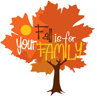 Fall is for your Family!