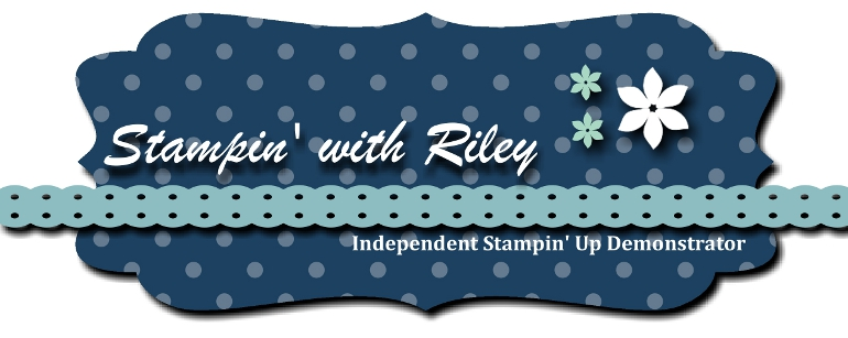 Stampin&#39; with Riley