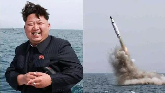 Αυξάνεται κατακόρυφα η ένταση! Η Βόρεια Κορέα εκτόξευσε πύραυλο προς την Ιαπωνία