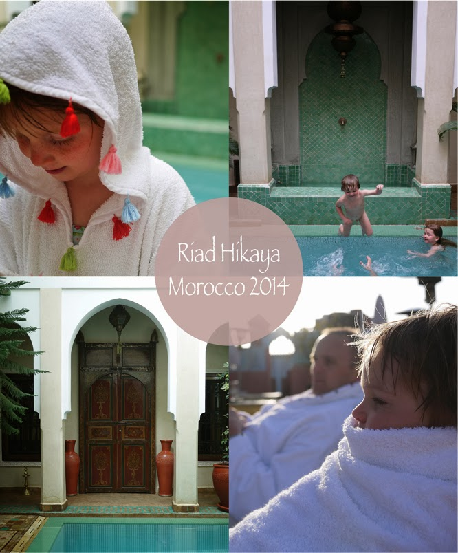 Our stay at Riad Hikaya Marrakech by Alexis @ www.somethingimade.co.uk