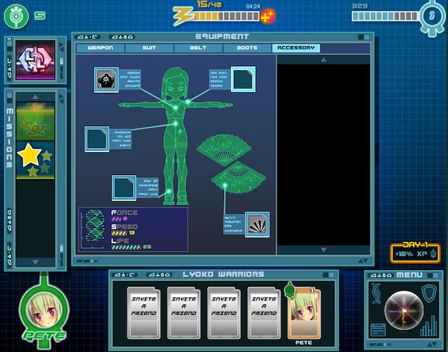 Frosty Froy Code Lyoko Social Game