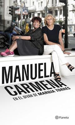 LIBRO - Manuela Carmena . En el diván de Maruja Torres (Planeta - 24 noviembre 2015) Edición papel & digital ebook kindle | Comprar en Amazon España