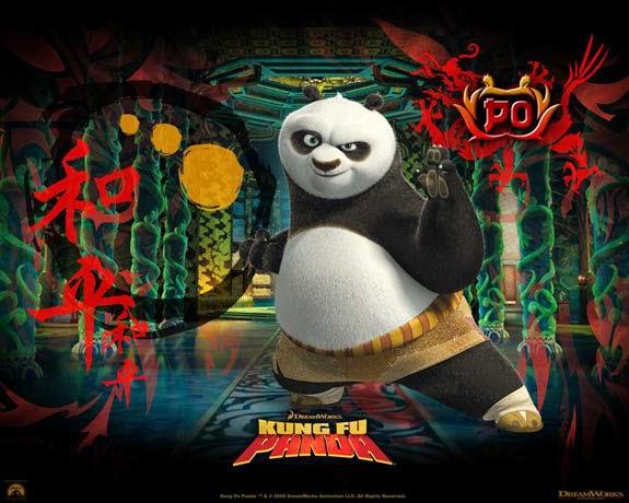 Pelajaran dari si Po Kung fu Panda
