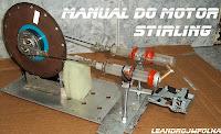 Manual do motor Stirling, Motor Stirling Alfa, construído com seringas de vidro