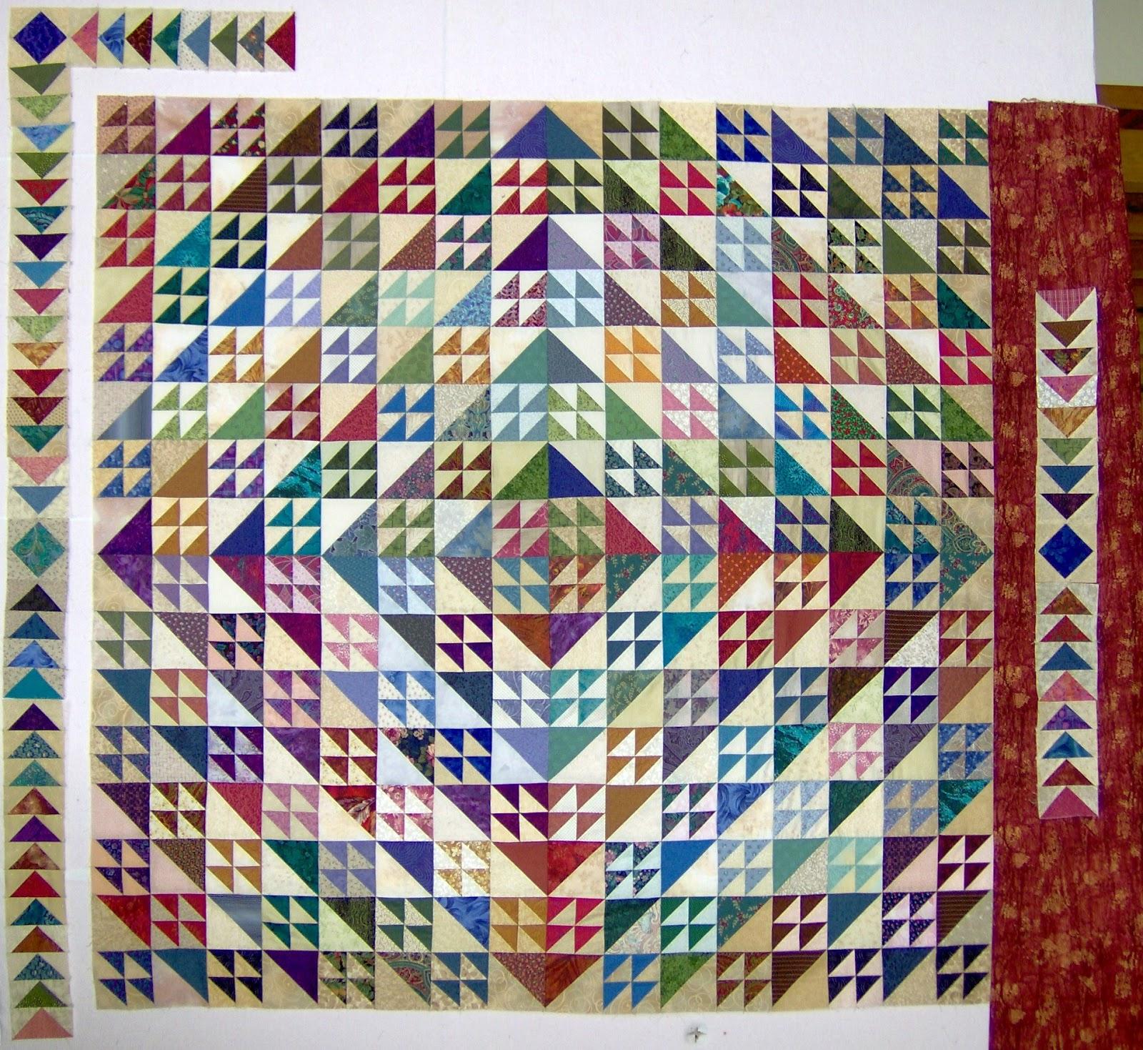 Gayle Bong Quilts Too: A closer look