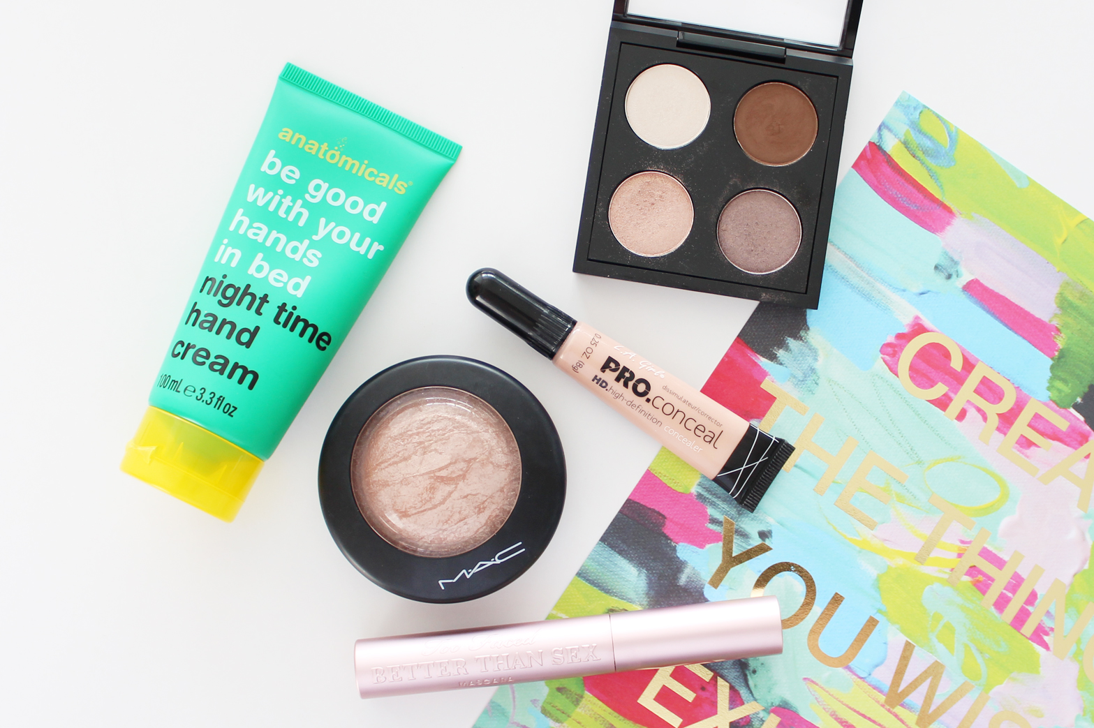 MOST LOVED | February '15 - anatomicals, MAC, Too Faced, L.A. Girl - CassandraMye
