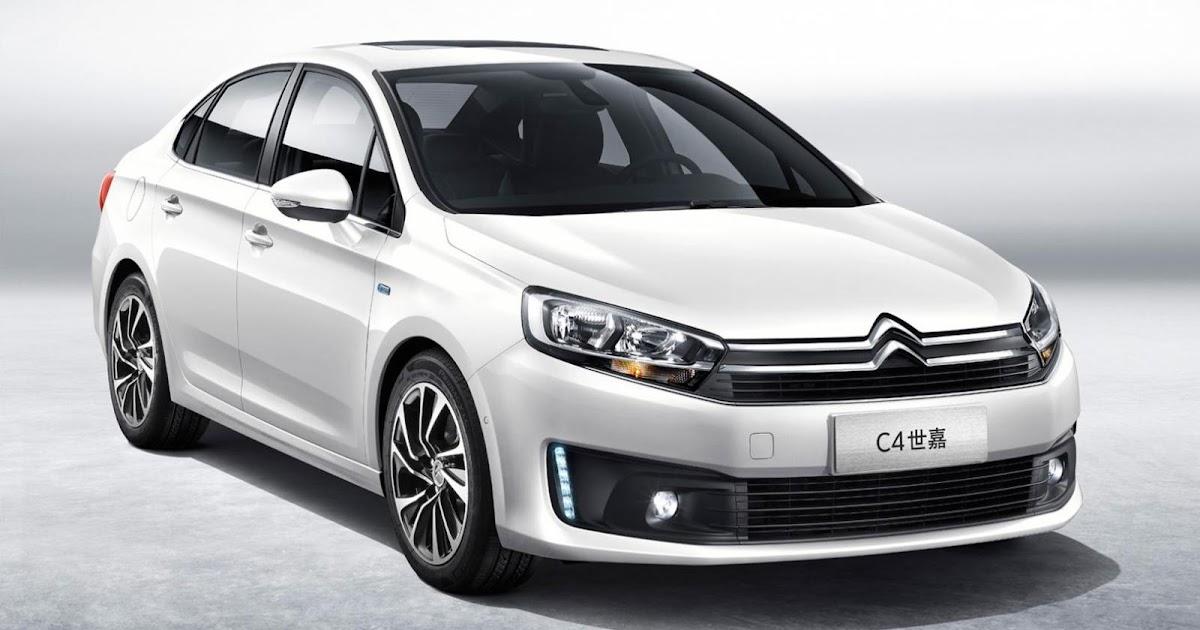 Citroën C4 Sedan