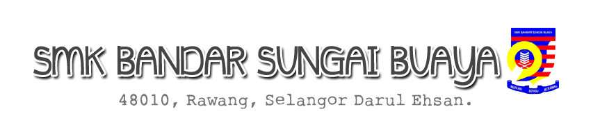 SMK BANDAR SUNGAI BUAYA
