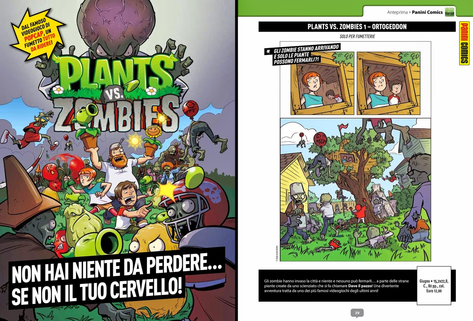 Plants Vs Zombies (Anteprima #280)
