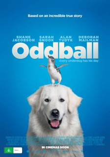 Oddball and the Penguins (2015) BluRay Subtitle Indonesia