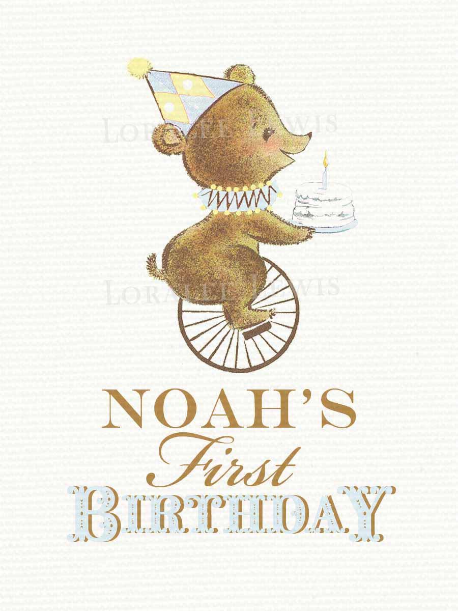 kate landers events llc classic first birthday party noah u0027s