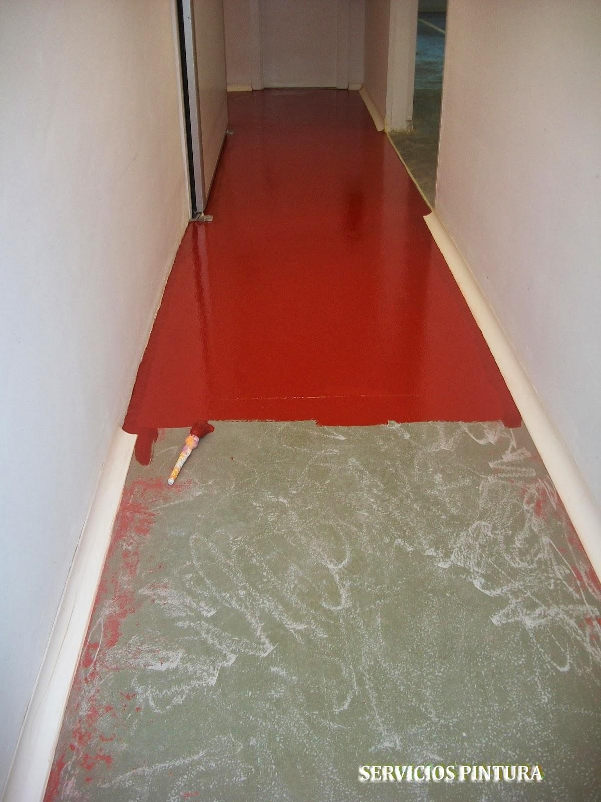 Servicios de pintura en zaragoza pintado suelo de nave - Pinturas para suelo ...