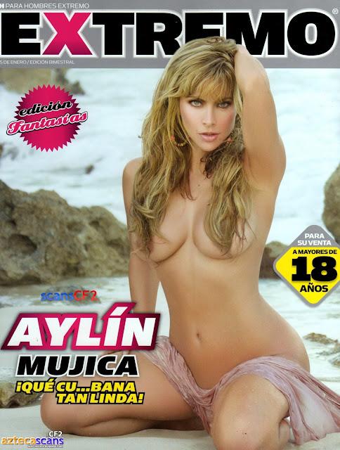 Fotos Aylin Mujica desnuda para Revista H Extremo Enero 2010-solorevistah.com