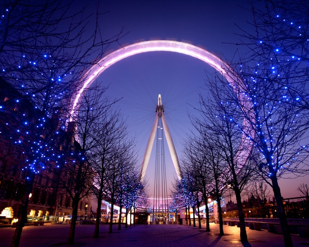 most romantic london