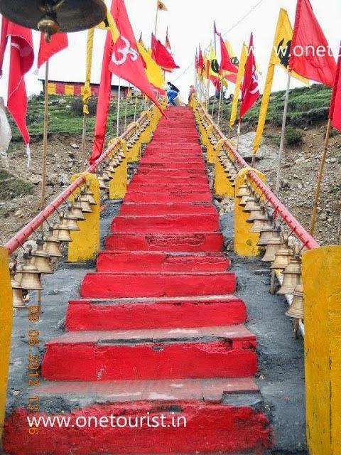 Baba Harbhajan Singh old Temple