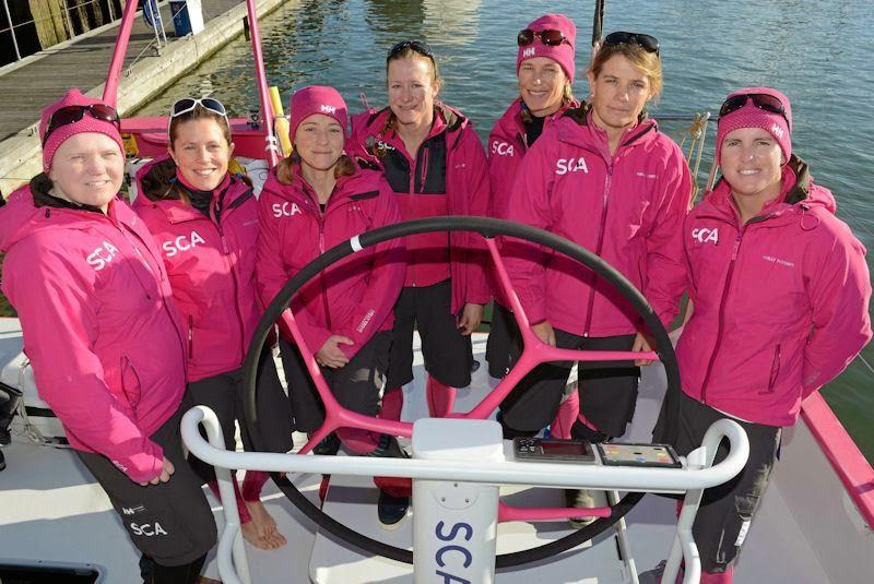 El Team SCA de la Volvo Ocean Race para este año