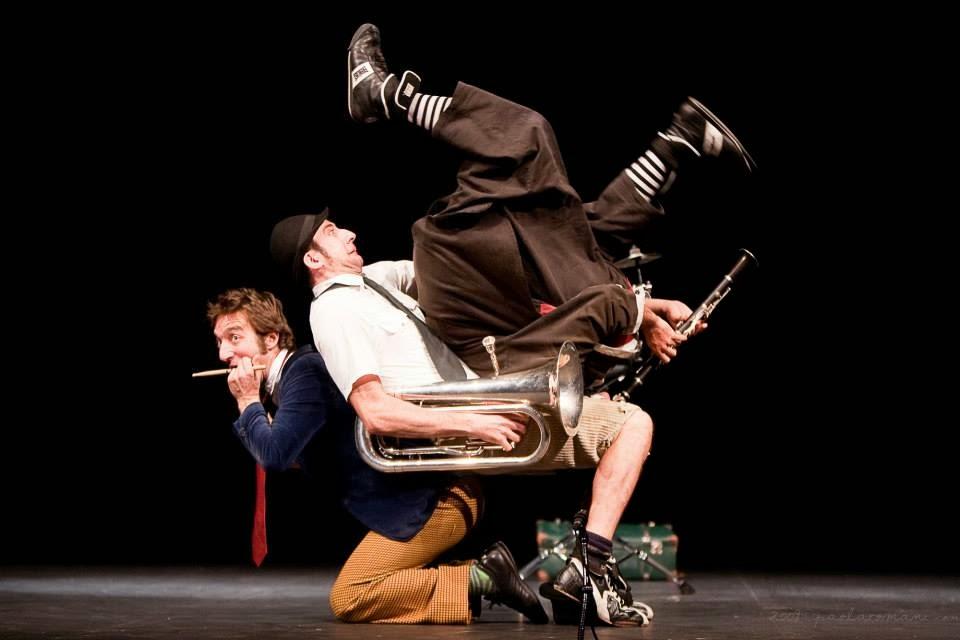 clown in libertà, spettacolo per bambini sabato e domenica al Teatro Sala Fontana di Milano